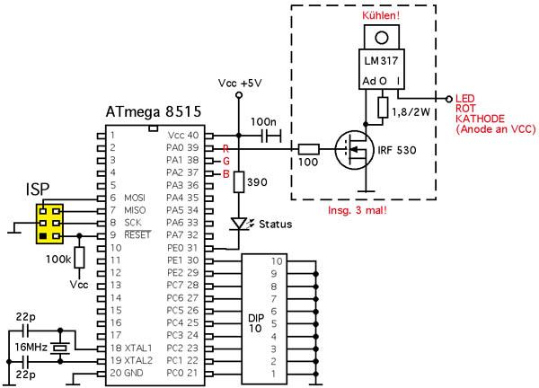 indirekte zimmerbeleuchtung rgb - seite 2